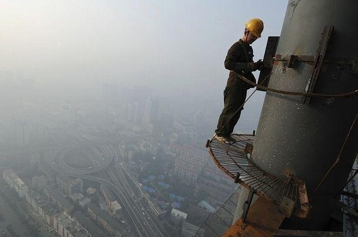 Norma Oficial Mexicana NOM-009-STPS-2011, Condiciones de seguridad para realizar trabajos en altura