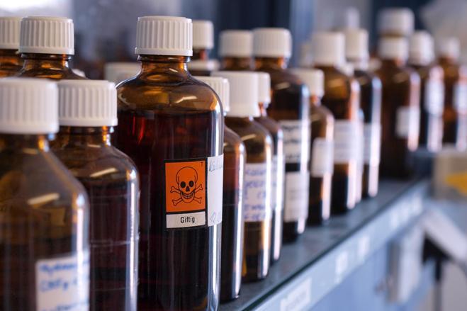 Norma oficial mexicana NOM-005-STPS-1998, Condiciones de seguridad e higiene en los centros de trabajo para el manejo, transporte y almacenamiento de sustancias químicas peligrosas