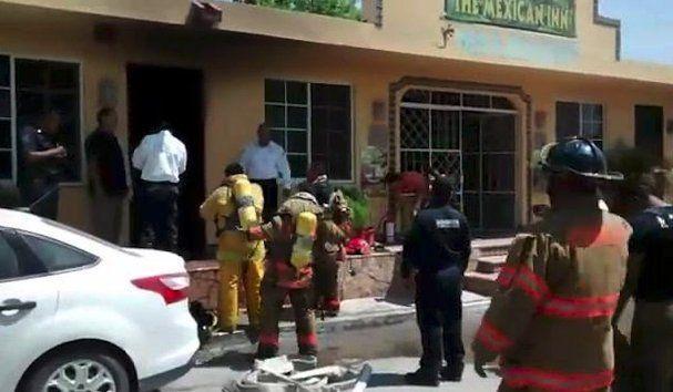 Bomberos apagan incendio y son humillados tras ser acusados de robo