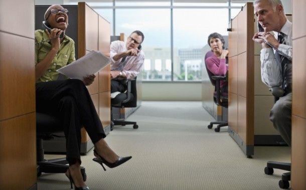 Descarga: Cómo controlar el ruido en la oficina