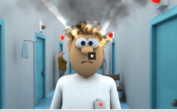 Video: Napo en... Cuando estás estresado
