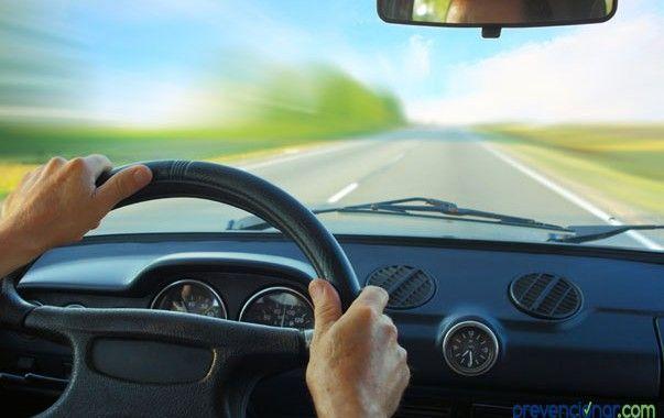Los errores más frecuentes al conducir