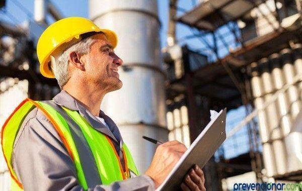 Resultados de las inspecciones de seguridad laboral según la STPS