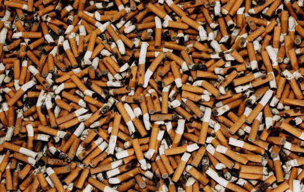 Efectos del Tabaco en el lugar de tarbajo