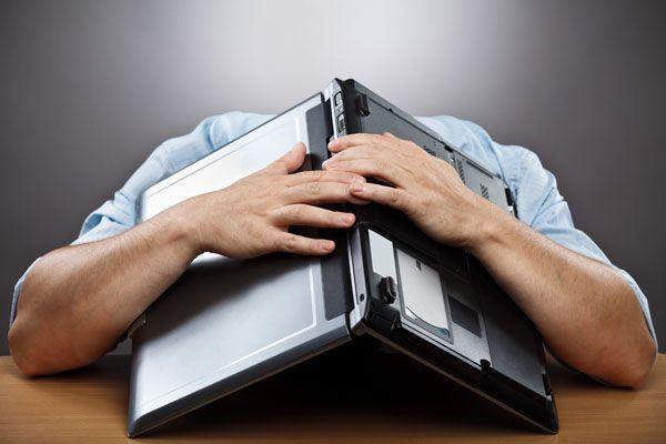 Síndrome del Burnout, consecuencia del estrés laboral