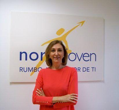 """Conchita Martín de Bustamante Vega: """"Tenemos que aparecer en los medios con buenas noticias, no solo con accidentes"""""""