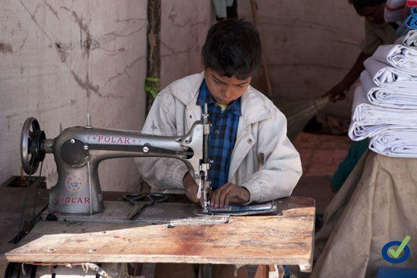 Gobierno de México refrenda su compromiso en la erradicación del trabajo infantil.