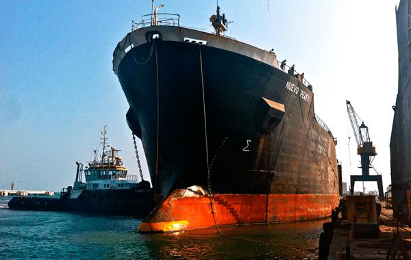 Descarga: Prevención de accidentes a bordo de los buques en el mar y en los puertos