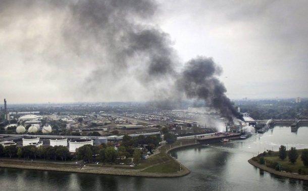 Explosión en planta del grupo químico BASF en Alemania; al menos un muerto