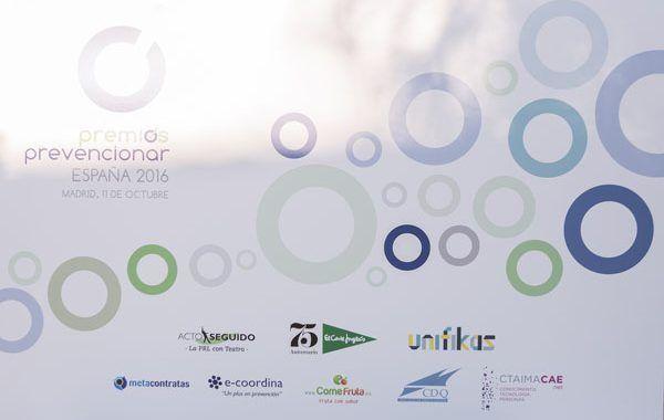 Revive la Gala de entrega de los Premios Prevencionar España