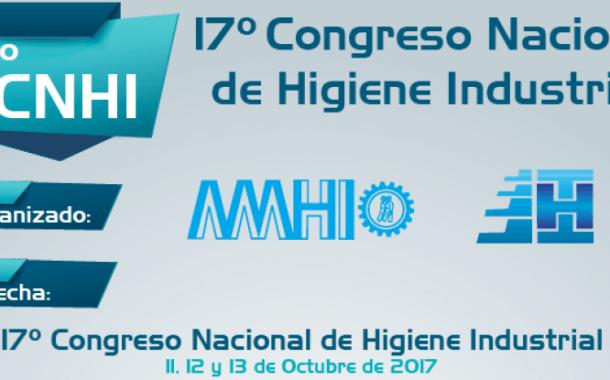 Faltan pocos días para el Congreso Nacional de Higiene Industrial de la AMHI