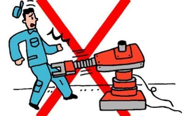 Manual para la prevención de riesgos en líneas automáticas de producción