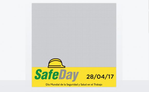 Únete a la campaña del SafeDay usando nuestro marco de Facebook