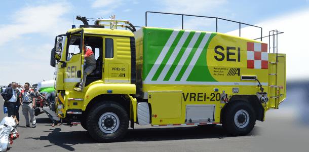 VREI, el vehículo de rescate desarrollado en México