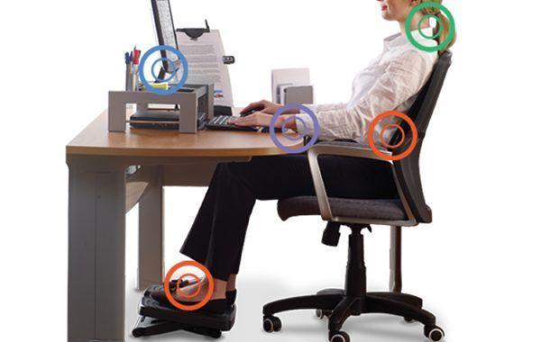 Mobiliario ergonómico aumenta 10% la productividad
