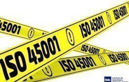 Norma ISO 45001 en última fase de aprobación