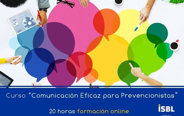 Curso En Linea: Comunicación eficaz para prevencionistas