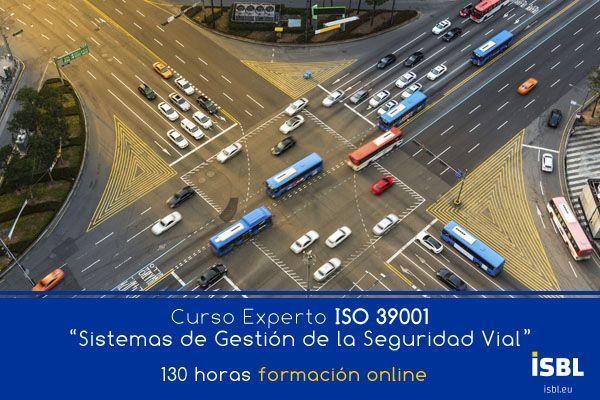 Curso En Linea: Experto ISO 39001
