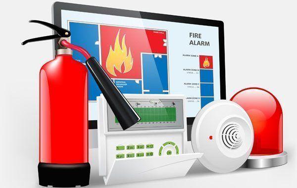 Contiene Norma Oficial de STPS requerimientos contra incendios