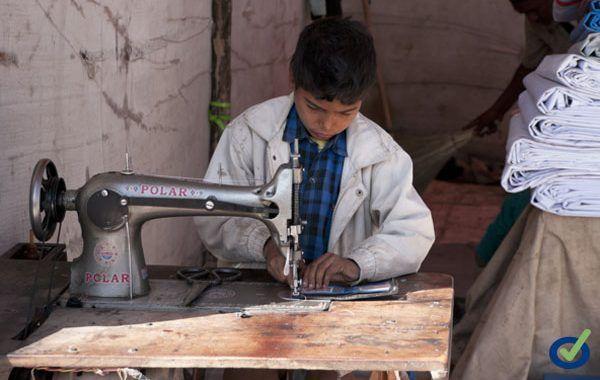 Los casos de trabajo infantil se elevan a 160 millones, al alza por primera vez desde hace dos decenios