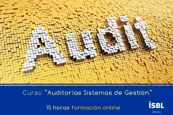 Curso En Linea: Auditorias sistemas de gestión