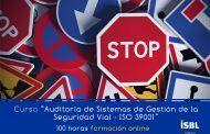 Curso En Linea: Auditorías de Sistemas de Gestión de la Seguridad Vial - ISO 39001