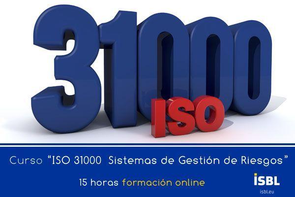 Curso En Linea: Sistemas de gestión de riesgos. ISO 31000