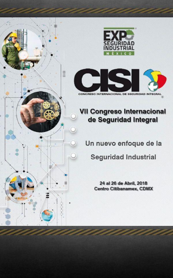 Resultado de imagen para VII Congreso Internacional de Seguridad Integral (CISI),