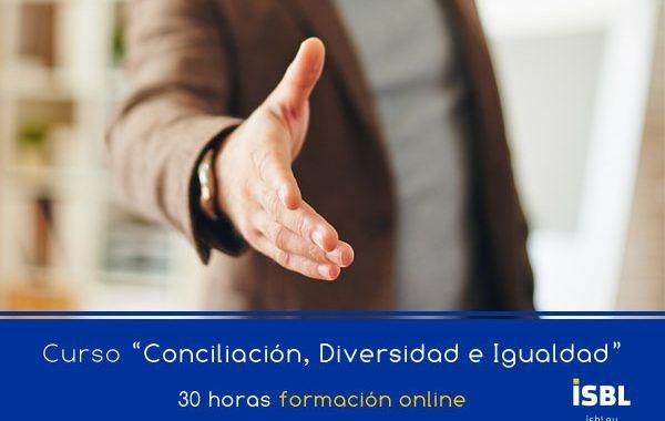 Curso En Linea: Conciliación, Diversidad e Igualdad