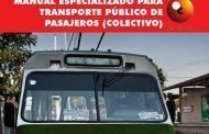 ¡Descarga! Manual para conductores del transporte público