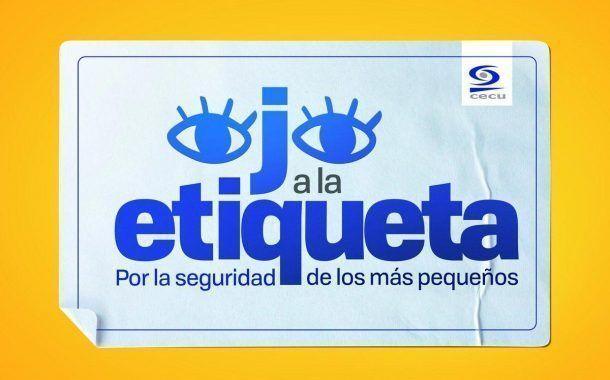 ¡Ojo a la etiqueta! La campaña española que cuida a los niños de las sustancias peligrosas