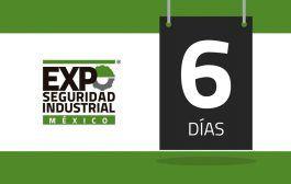 ¡Última semana de registro sin costo a la Expo Seguridad Industrial 2018!