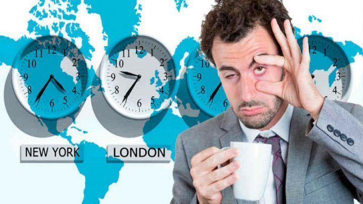 Jet lag: cansancio después de vacaciones