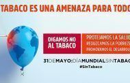 Día mundial sin tabaco: ¡por un entorno laboral saludable!