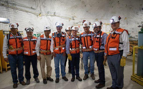Los trabajadores mineros merecen condiciones de trabajo seguras: STPS