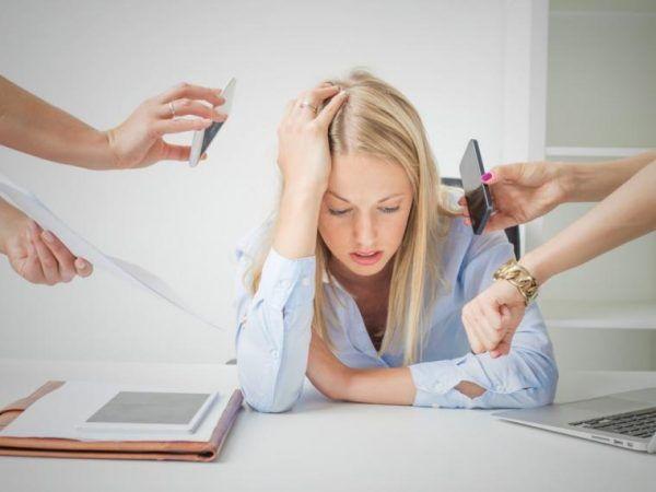 El síndrome estrés se ha convertido en uno de los grandes malestares en la actualidad.