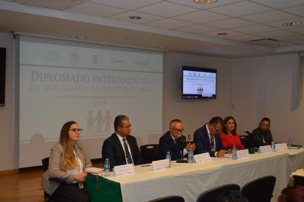 Participarán inspectores federales en diplomado internacional de SSyT