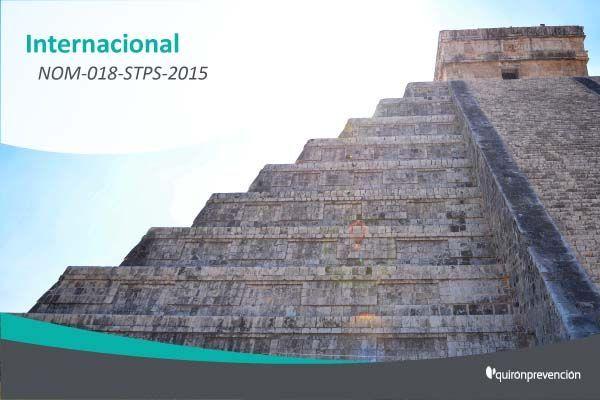 Comienza la cuenta regresiva de la NOM-018-STPS-2015