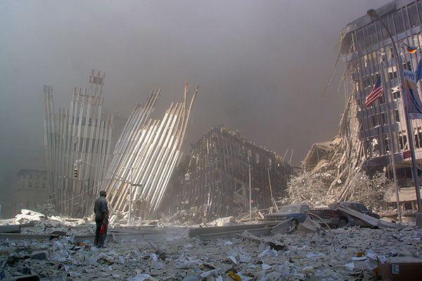 Enfermedades provocadas por el atentado del 11 de septiembre