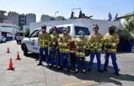 Trabajar como rescatistas, un reto en la Ciudad de México
