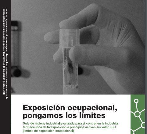 ¡Descarga! Guía de higiene industrial para principios activos sin valor LEO