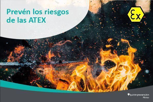 Prevén los riesgos de las ATEX con los servicios que tenemos para ti