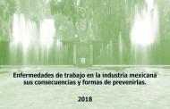 Descarga, Enfermedades de trabajo en la industria mexicana, sus consecuencias y formas de prevenirlas