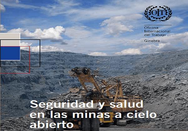 ¡Descarga! Repertorio de recomendaciones sobre Seguridad y salud en las minas a cielo abierto