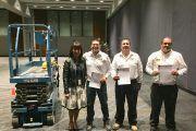 Rental Lift capacita a la Coordinación de Seguridad en el Trabajo del IMSS CDMX Delegación Sur