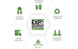 Descarga el programa de conferencias gratuitas sobre incendios de la Expo Seguridad Industrial (ESI)