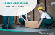 Te invitamos a nuestra plática sobre los requisitos de la NOM-036-1-STPS-2018