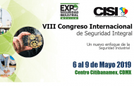 Última llamada: Inscríbete al VIII Congreso Internacional de Seguridad Integral 2019