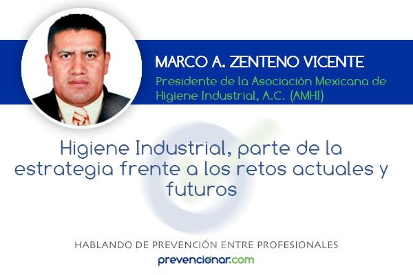 Higiene Industrial, parte de la estrategia frente a los retos actuales y futuros