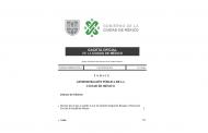 Se expide la Ley de Gestión Integral de Riesgos y Protección Civil de la Ciudad de México